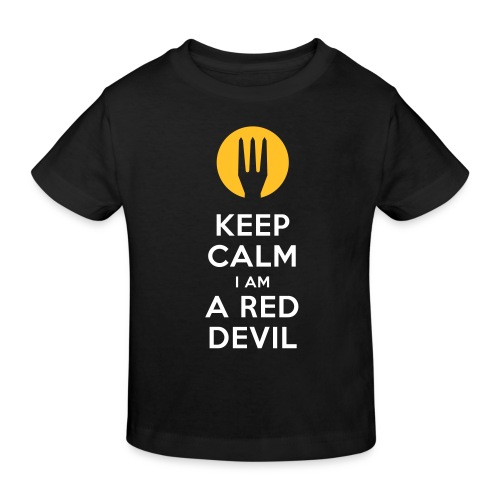 keep calm Belgique - Belgium - Belgie - T-shirt bio Enfant