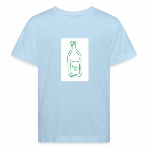 Alkoholi - Lasten luonnonmukainen t-paita