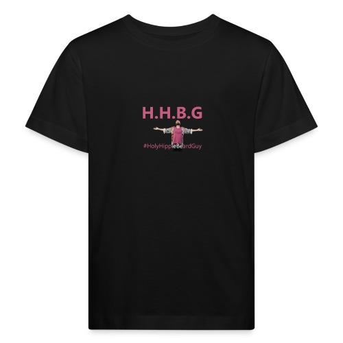 HolyHippieBeardGuy - T-shirt bio Enfant