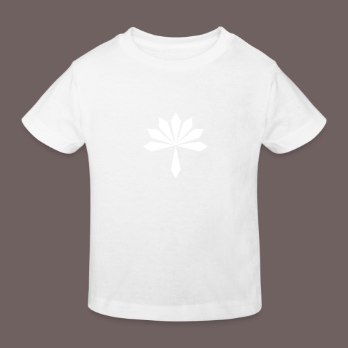 GBIGBO zjebeezjeboo - Rock - Fleur [FlexPrint] - T-shirt bio Enfant