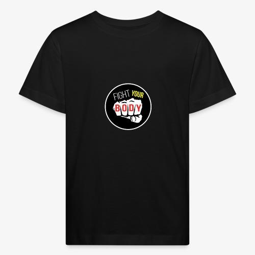 logo fyb noir - T-shirt bio Enfant