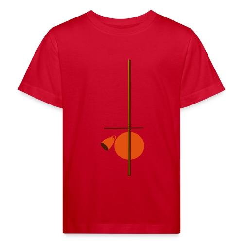 berimbau caxixi - Kids' Organic T-Shirt