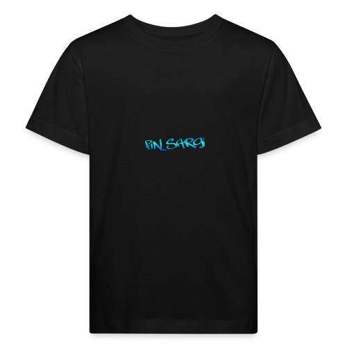 fin_sargi minilogo - Lasten luonnonmukainen t-paita