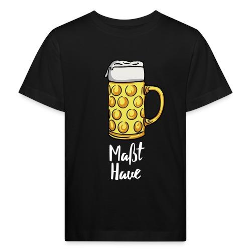 Maßt-Have - Kinder Bio-T-Shirt