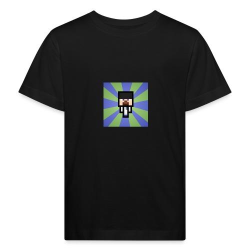 Baxey main logo - Kids' Organic T-Shirt