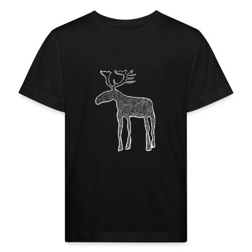 Renne scandinave - T-shirt bio Enfant