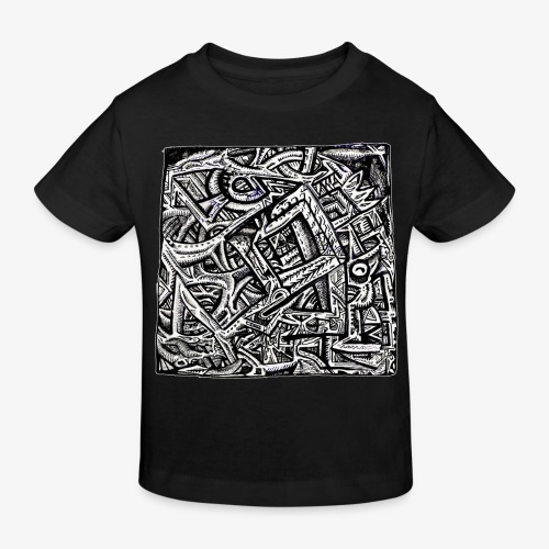 SQUARE ONE - Kids' Organic T-Shirt