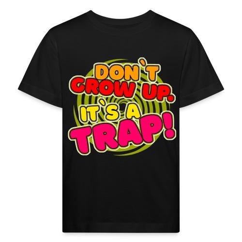Es ist eine Falle! - Kinder Bio-T-Shirt