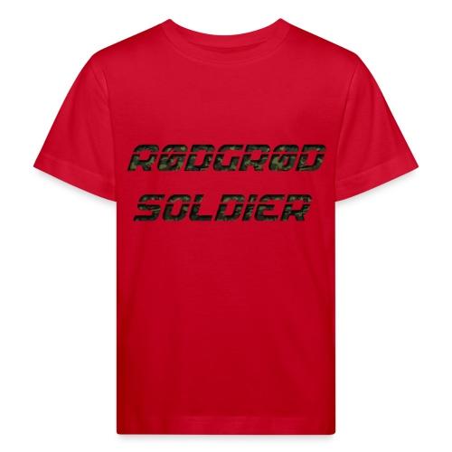 soldier png - Organic børne shirt