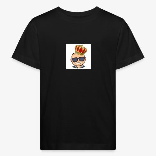 My king - Ekologisk T-shirt barn