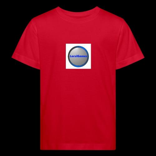 LarsiGames - Kinderen Bio-T-shirt