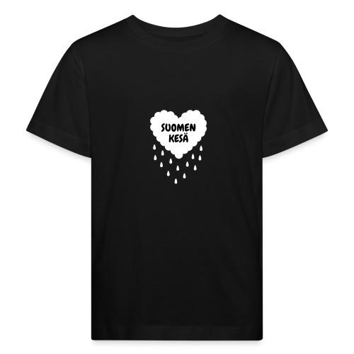 Suomen kesä - Lasten luonnonmukainen t-paita