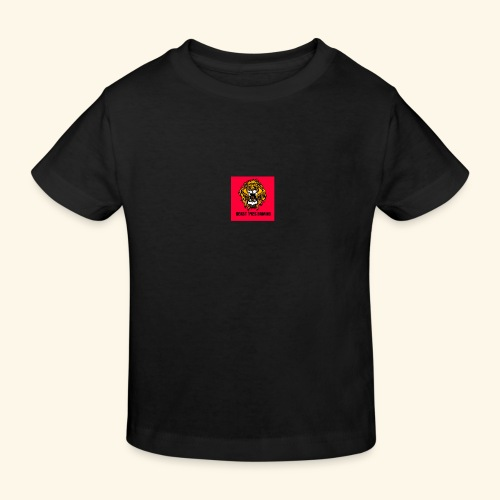 Mascot Design - Kids' Organic T-Shirt
