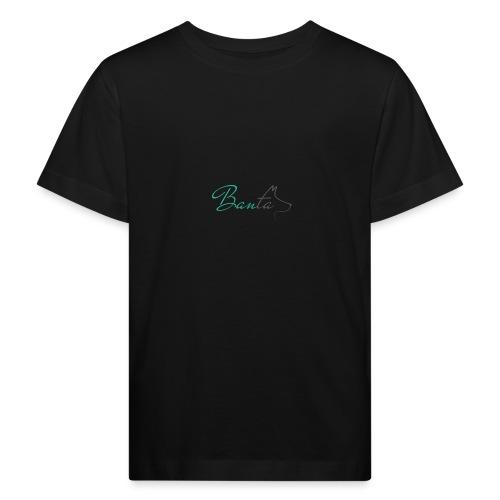 Banta Logo medium - Kids' Organic T-Shirt