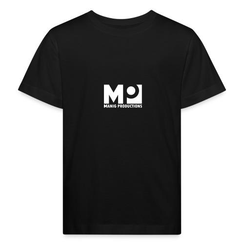 ManigProductions White Transparent png - Kids' Organic T-Shirt