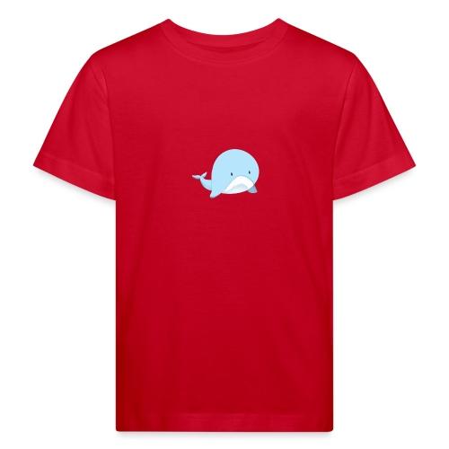 Whale - Maglietta ecologica per bambini