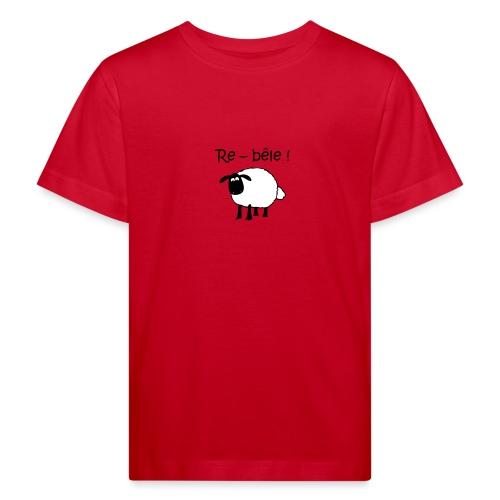 mouton-re-bele - T-shirt bio Enfant