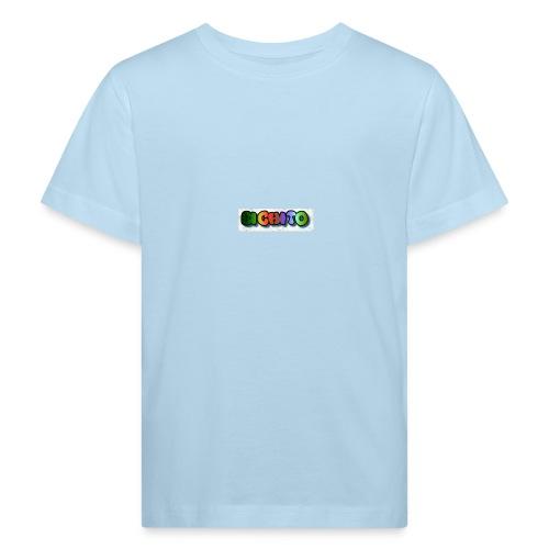 cooltext206752207876282 - Camiseta ecológica niño