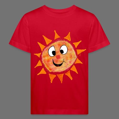 Słońce - Ekologiczna koszulka dziecięca