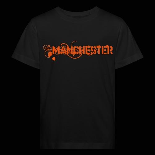 Manchester - T-shirt bio Enfant