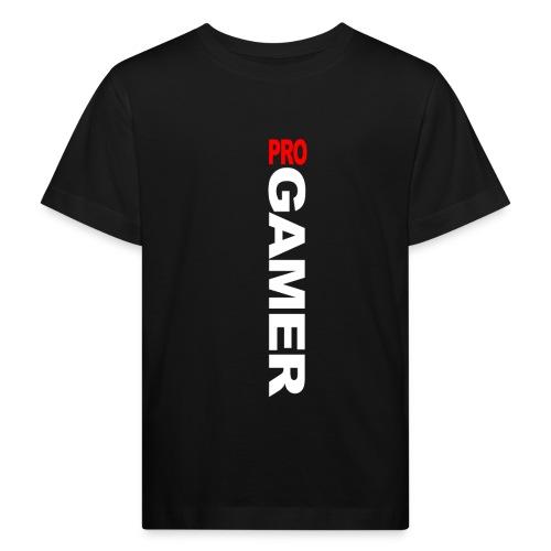 Pro Gamer (weiss) - Kinder Bio-T-Shirt