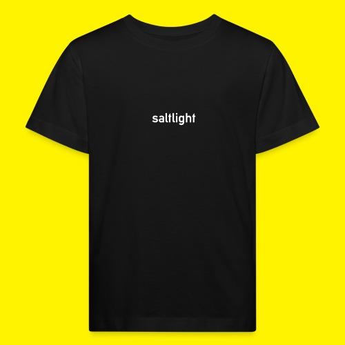 saltlight // WHITE - Kids' Organic T-Shirt