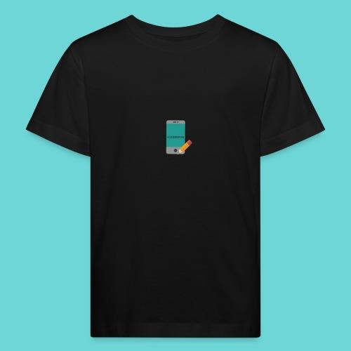phone merch - Kids' Organic T-Shirt