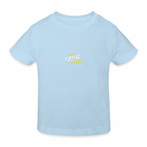 Logo Album First Chance - T-shirt bio Enfant