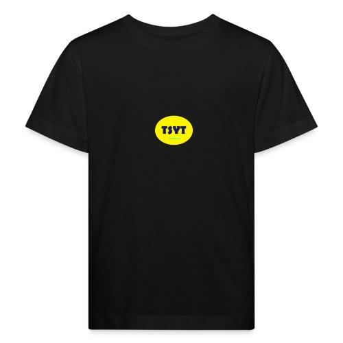 tsyt logo merch - Kids' Organic T-Shirt