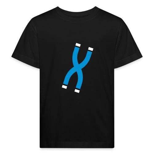 X logo #4 - Maglietta ecologica per bambini