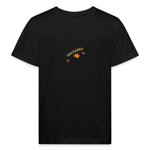 Baleares - Balearen - Kinder Bio-T-Shirt