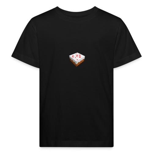 Cake sy LP merch cake logo - Kinder Bio-T-Shirt