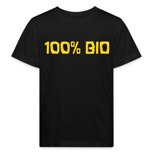 100 BIO - Kinder Bio-T-Shirt