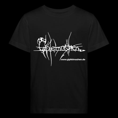 gipfelmoshen www 20111204 mit doppeltemv - Kinder Bio-T-Shirt