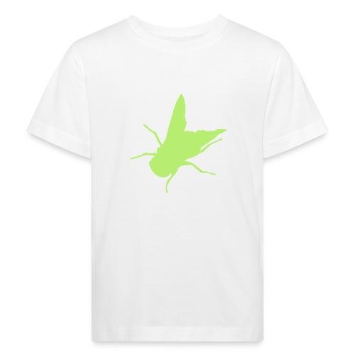 fliege - Kinder Bio-T-Shirt