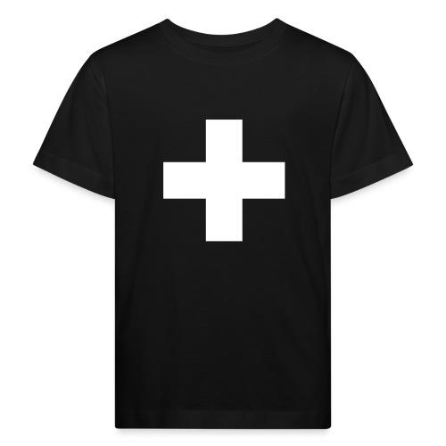 Kreuz - Kinder Bio-T-Shirt