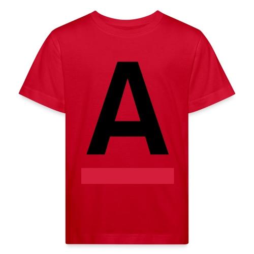 Alliansfritt Sverige A logo 2013 Färg - Ekologisk T-shirt barn