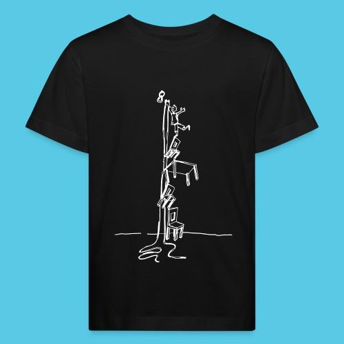 der erste Haken - Kinder Bio-T-Shirt