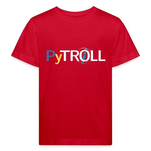pytröll - Kids' Organic T-Shirt