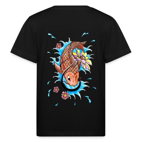 Koi Fish - Kids' Organic T-Shirt