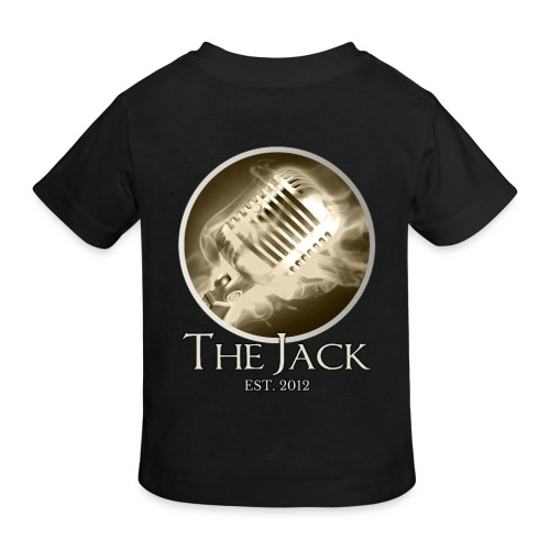 The Jack - Kinderen Bio-T-shirt