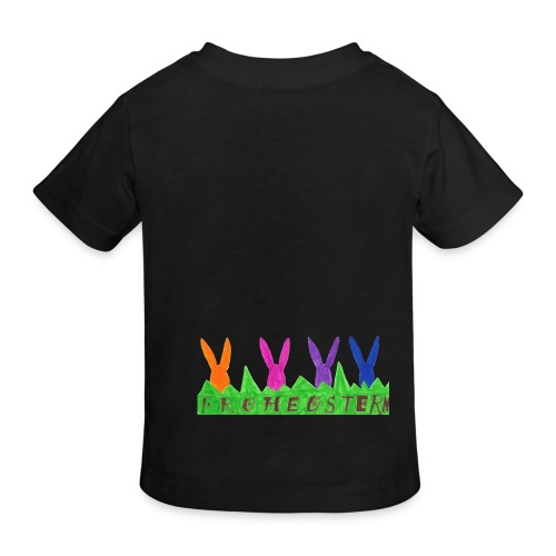 Frohe Ostern 3 19 - Kinder Bio-T-Shirt