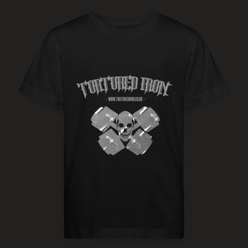 skull - Kids' Organic T-Shirt