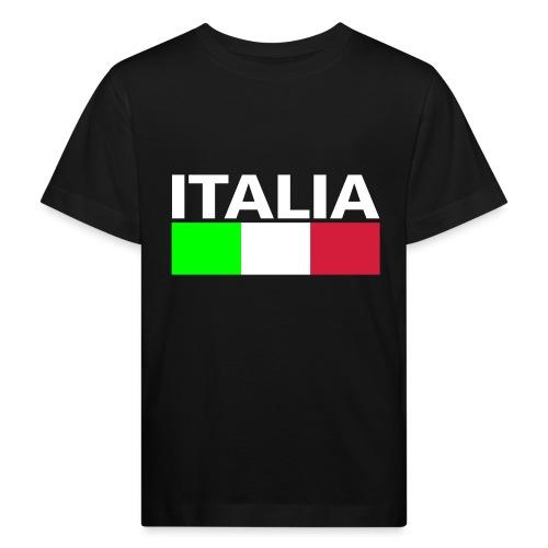 Italia Italy flag - Kids' Organic T-Shirt