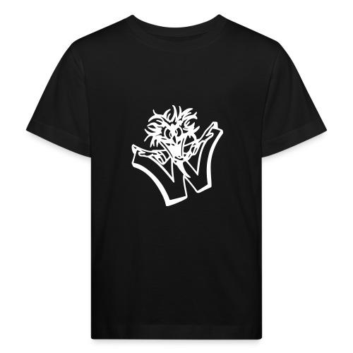 w wahnsinn - Kinderen Bio-T-shirt