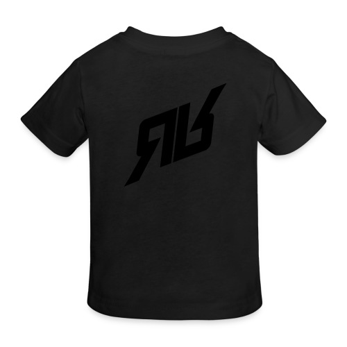 rrlogo - Kinder Bio-T-Shirt