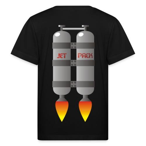 Jetpack - Kinder Bio-T-Shirt