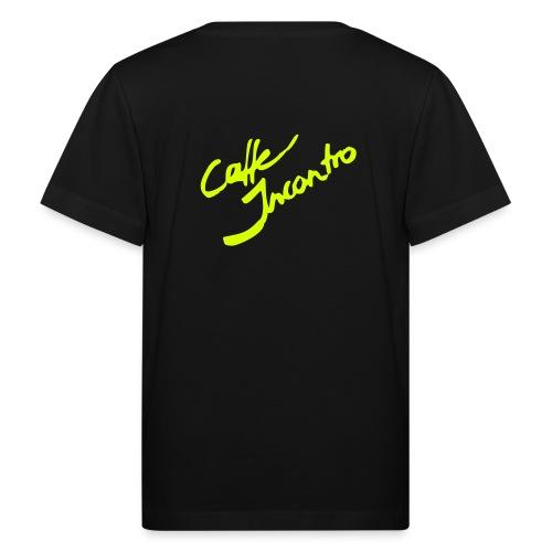 cischriftzug3 - Kinder Bio-T-Shirt