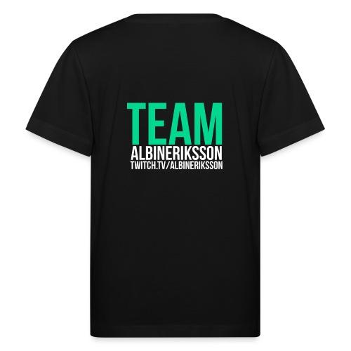 Team albinerikss0n - Ekologisk T-shirt barn