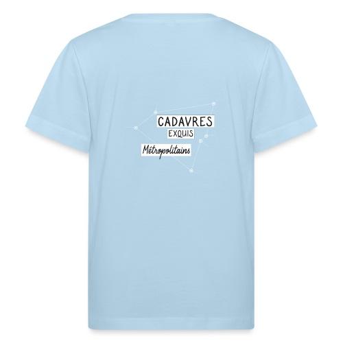 Cadavres Exquis Métropolitains - T-shirt bio Enfant
